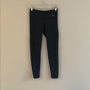 Black Vineyard Vines Leggings